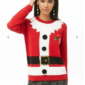 8aa086881a9 Women s Forever 21 Ugly Christmas Sweater on Poshmark